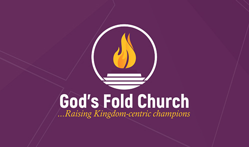 God's Fold Church Brand Identity